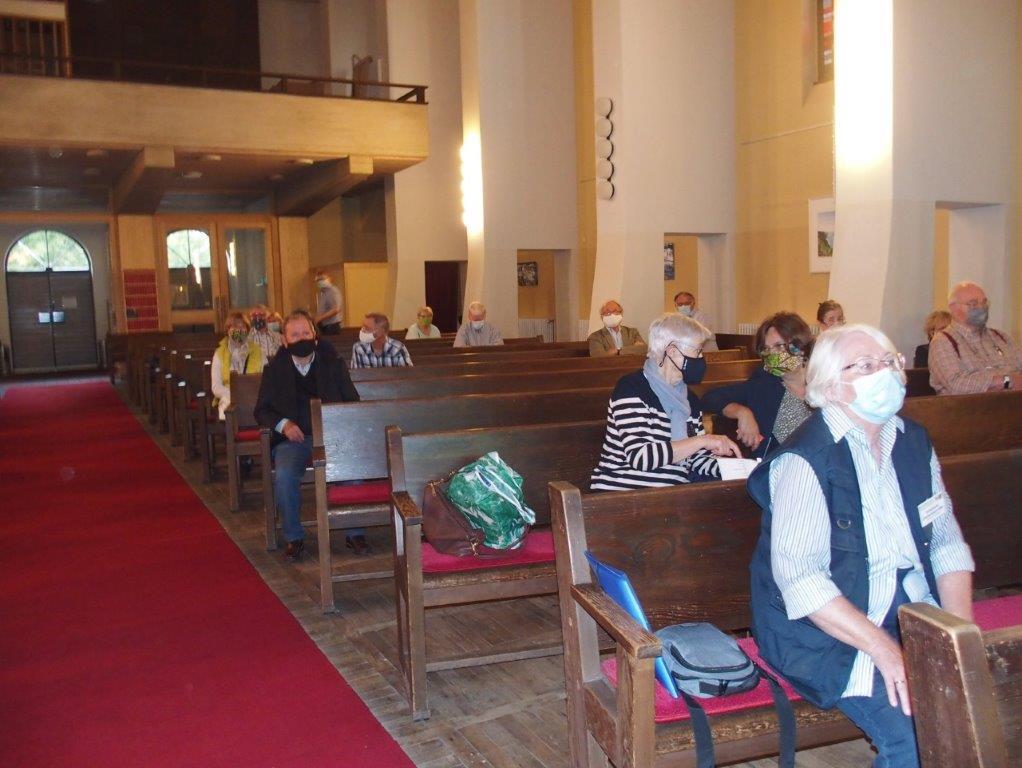 MV2020 in der evang. Kirche Rellinghausen